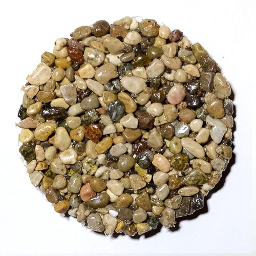 Covoare piatra naturala Ghiaietto millefiori